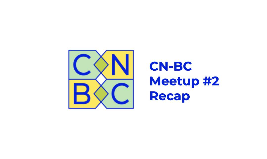 Meetup #2 Recap