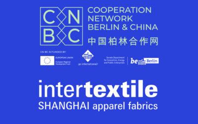 Intertextile Shanghai x CN-BC Digital Joint Brokerage Event