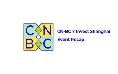 Recap JBE Invest Shanghai